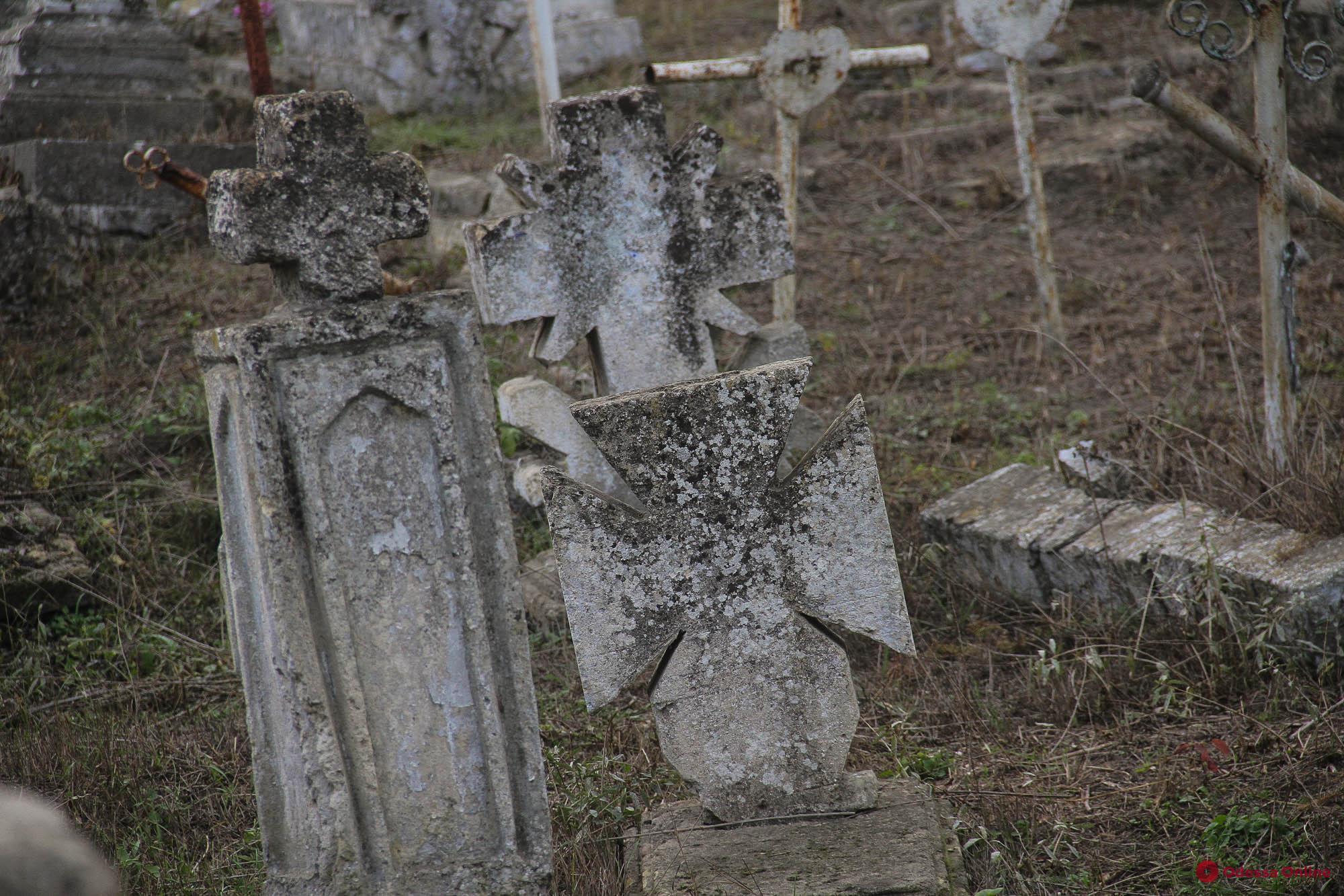 Как сегодня выглядит старинное казацкое кладбище под Шкодовой горой (фоторепортаж)