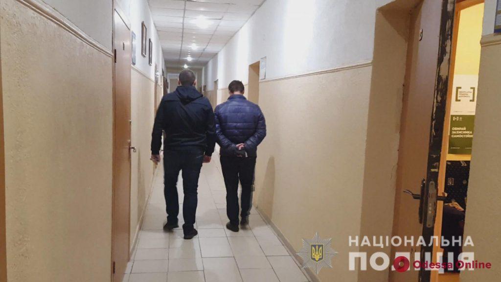 В Одессе ссора во время застолья закончилась поножовщиной