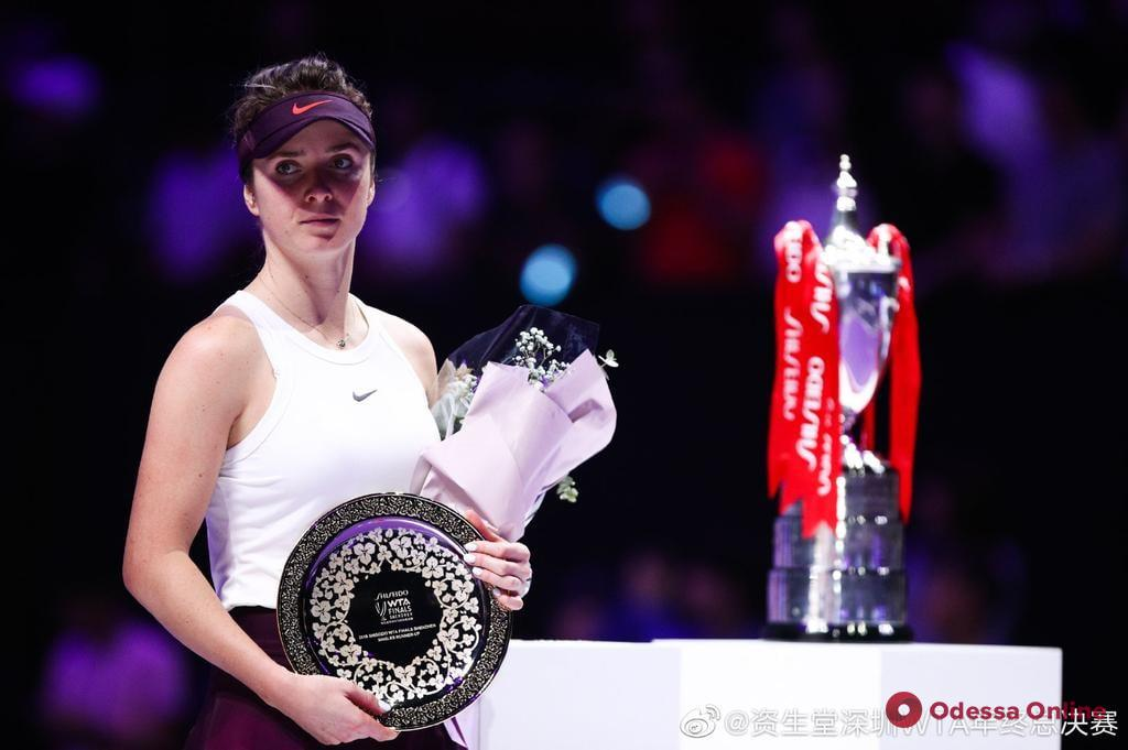 Теннис: уроженка Одессы заработала за десять месяцев более шести миллионов долларов