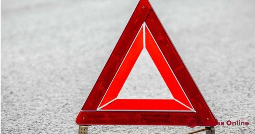В Одесской области дети угнали у отчима мотоцикл и попали в ДТП