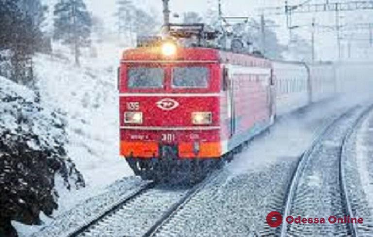 На новогодние праздники из Одессы во Львов запустят дополнительный поезд