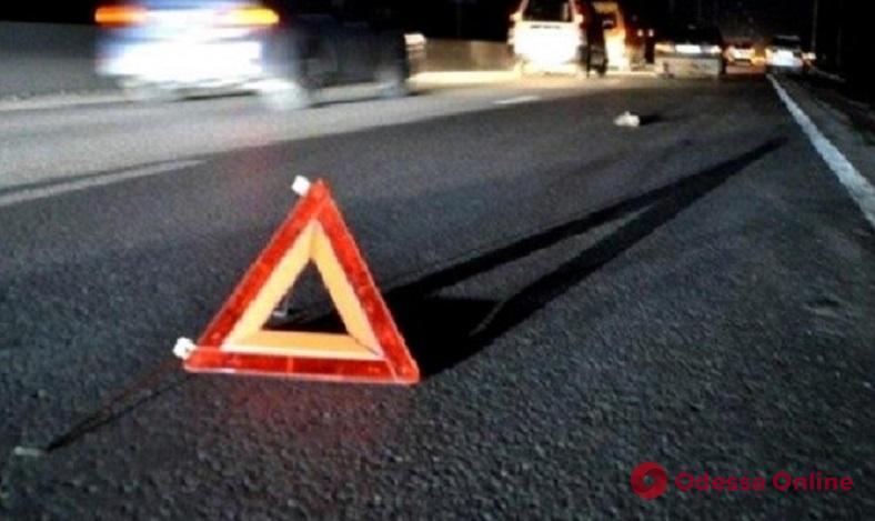 ДТП в Одесской области: водителя зажало в автомобиле
