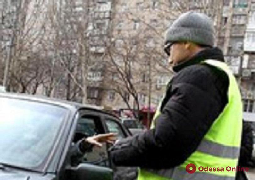 Одесская мэрия отказывается от услуг частных парковщиков