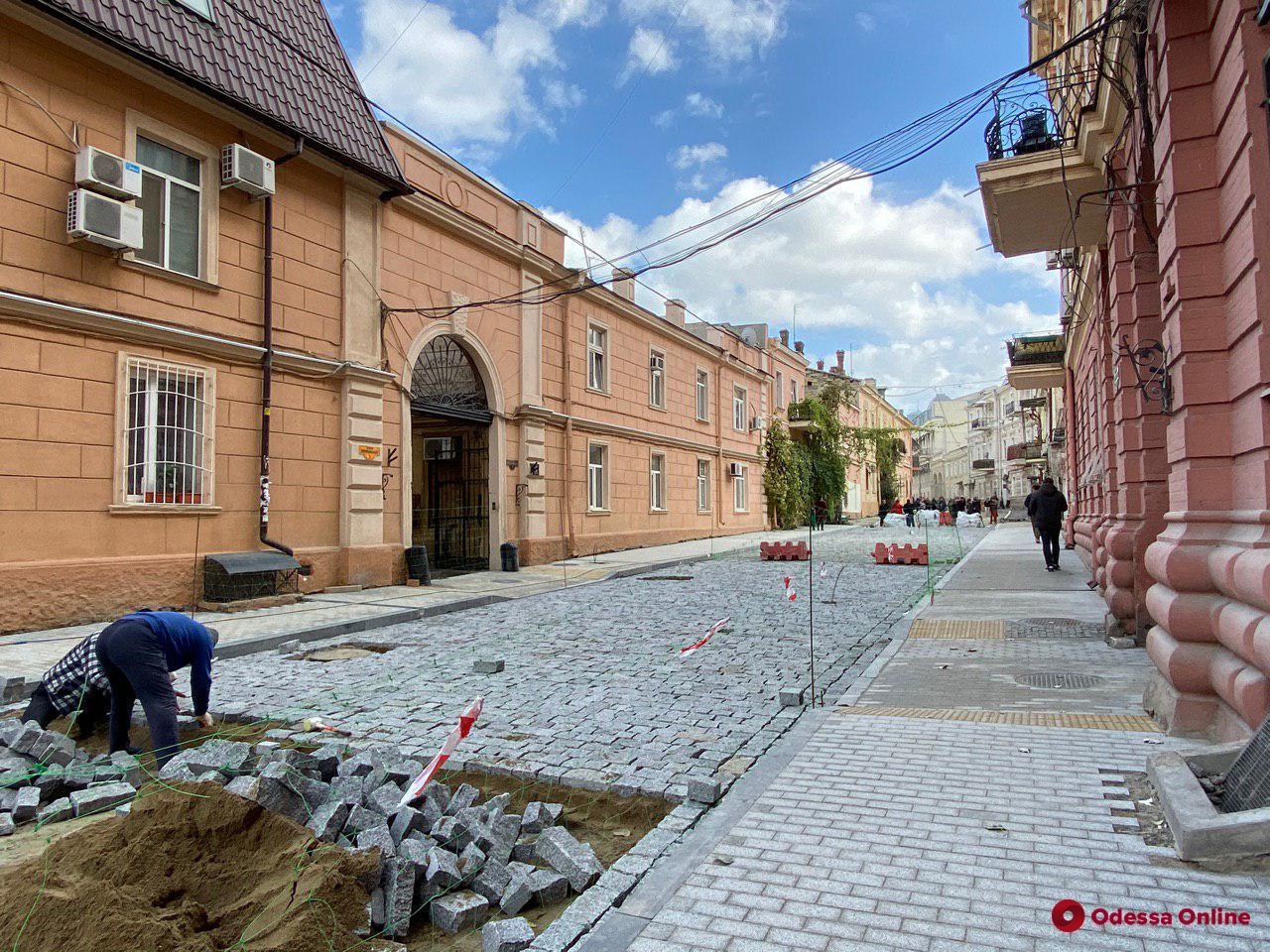 После капремонта Воронцовский переулок станет пешеходным