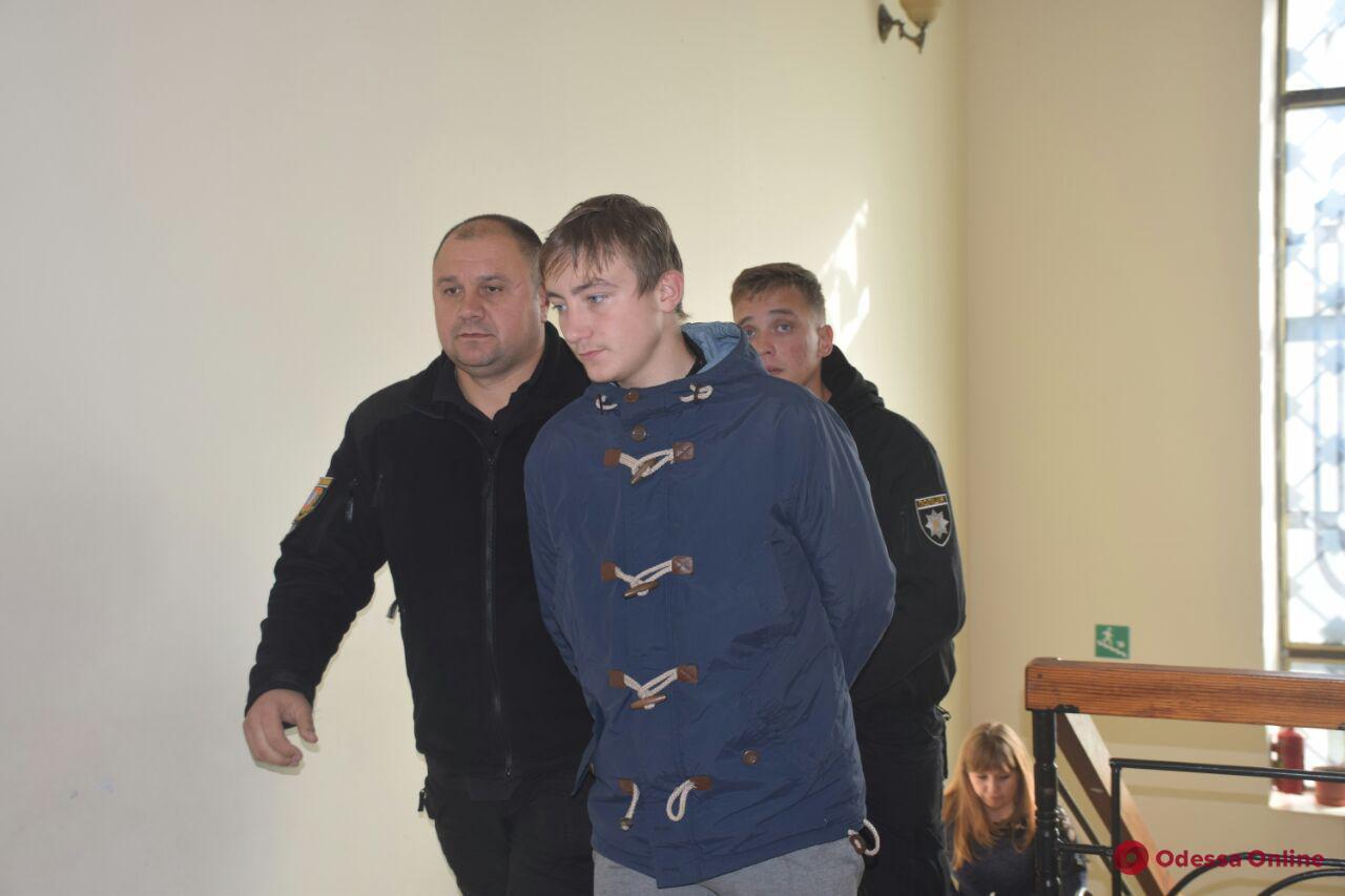Суд арестовал подозреваемого в убийстве 14-летней одесситки