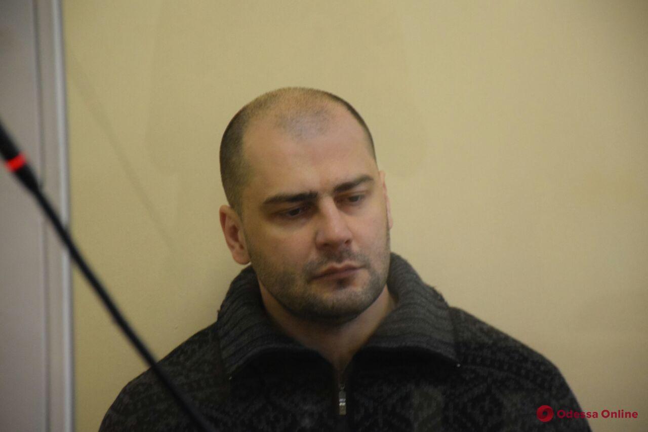 Суд оставил в СИЗО организатора подрыва здания СБУ в Одессе