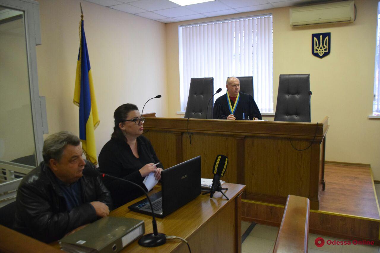 Дело 19 февраля: одесский суд приступил к изучению письменных доказательств