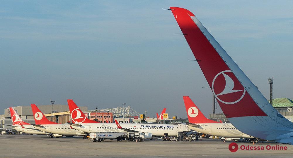 Turkish Airlines отменил все рейсы в Одессу – проводится расследование