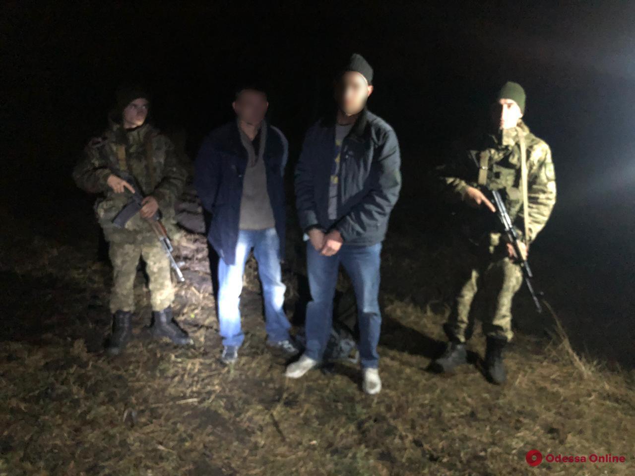 Хотели работать в Одессе: на границе поймали нелегалов из ПМР