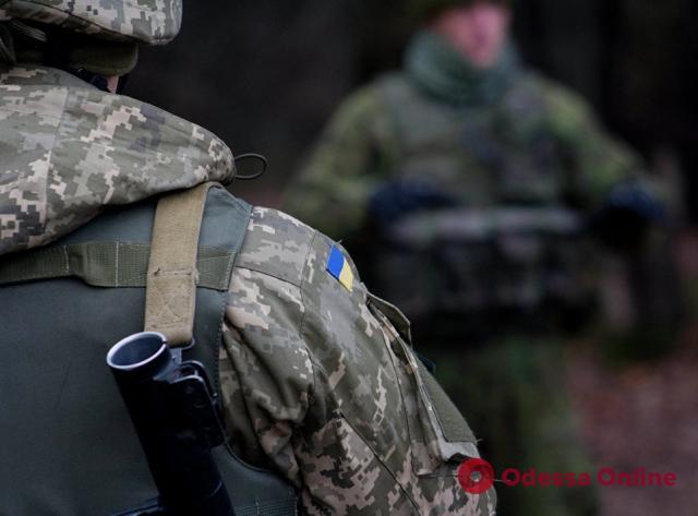 Под Одессой суд оставил под стражей застрелившего сослуживца морпеха
