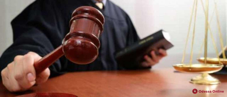 В Одесской области будут судить патрульного-вымогателя