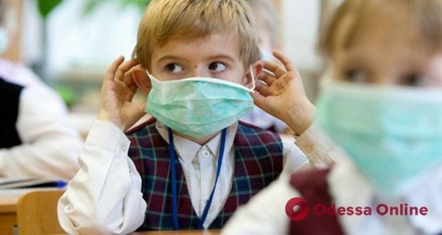 От одесских родителей требуют не приводить больных детей в детсады и школы