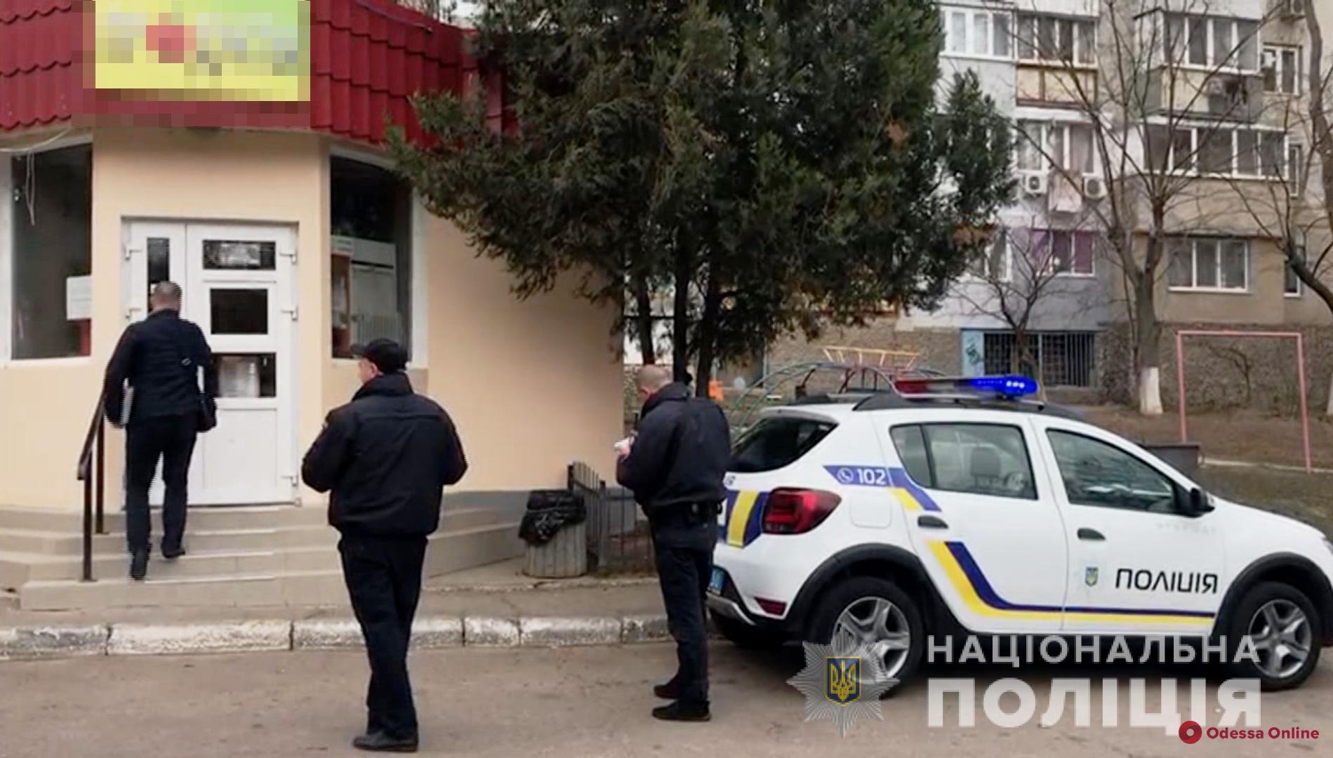 Житель Одесской области обокрал магазин и пекарню