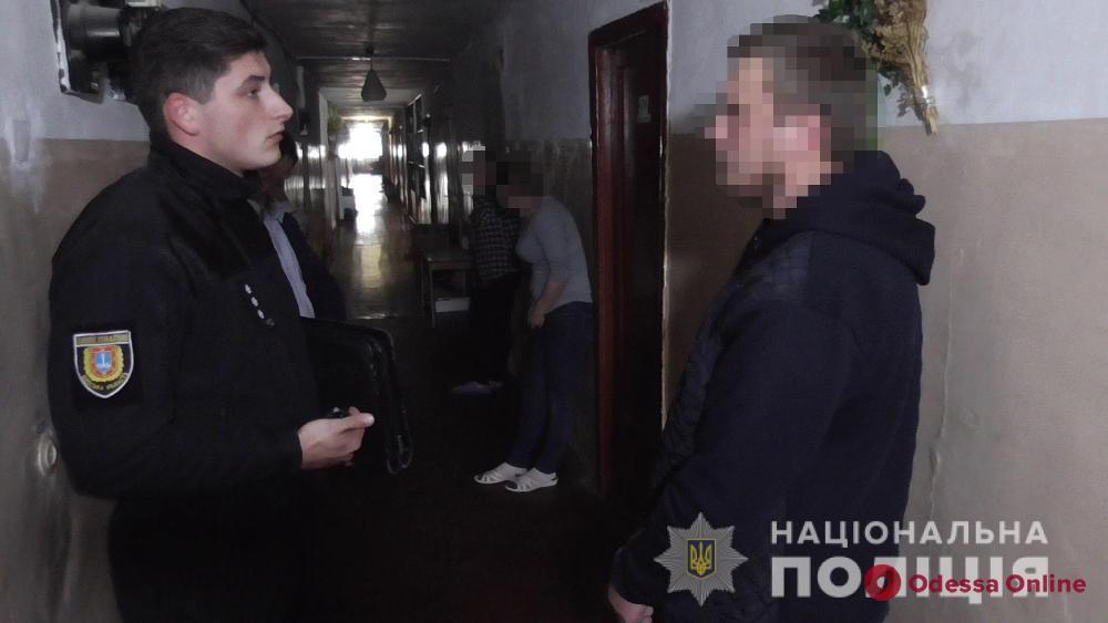 Пьяный житель Одесской области жестоко избил соседа из-за возлюбленной