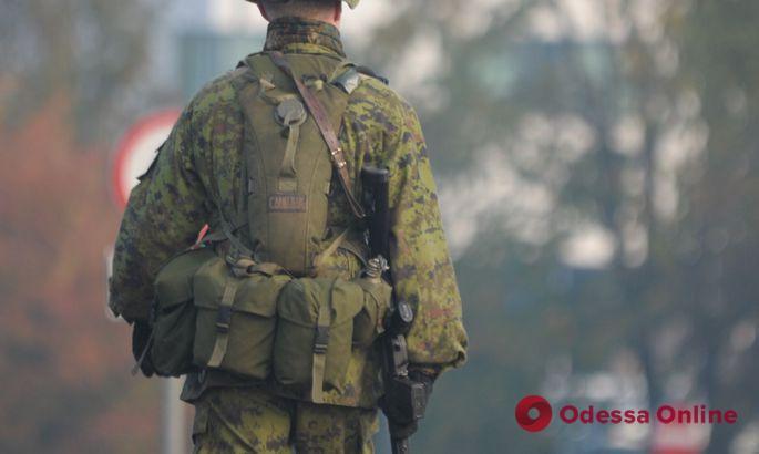 В Одесской области солдата-контрактника «посадили» на три года за уклонение от службы