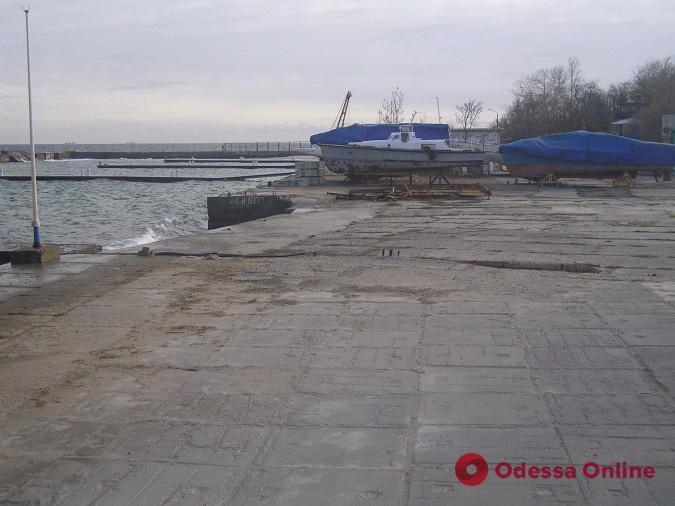Одесский яхт-клуб выставили на аукцион