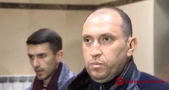 Одесский «король контрабанды» вышел из СИЗО: Вадим Альперин поздравил столицу с первым снегом