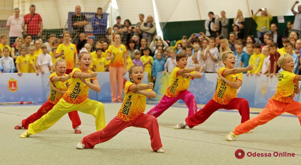 В Одессе состоится детский новогодний турнир по ушу