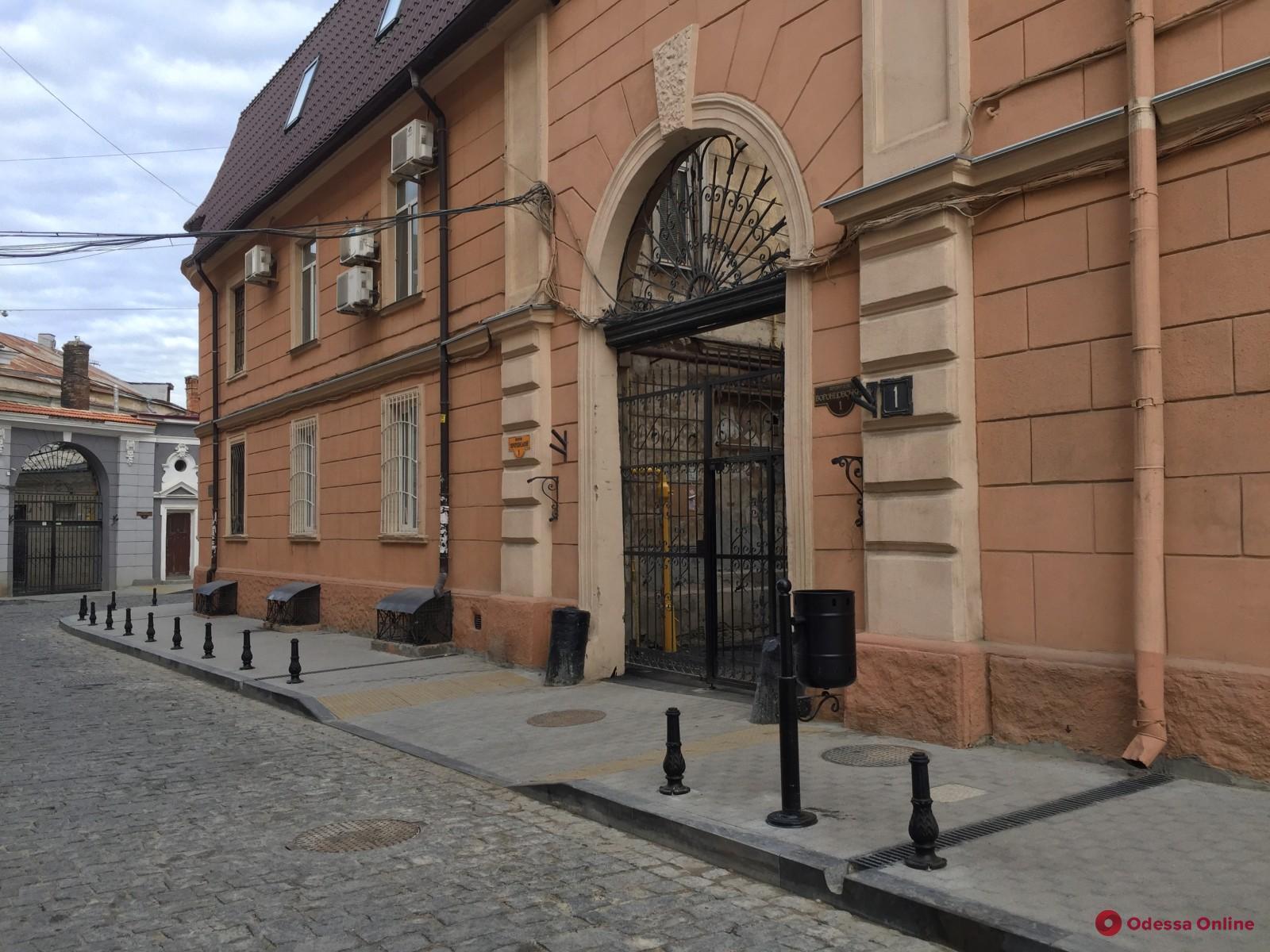 Воронцовский переулок открыли после капитального ремонта (фото)