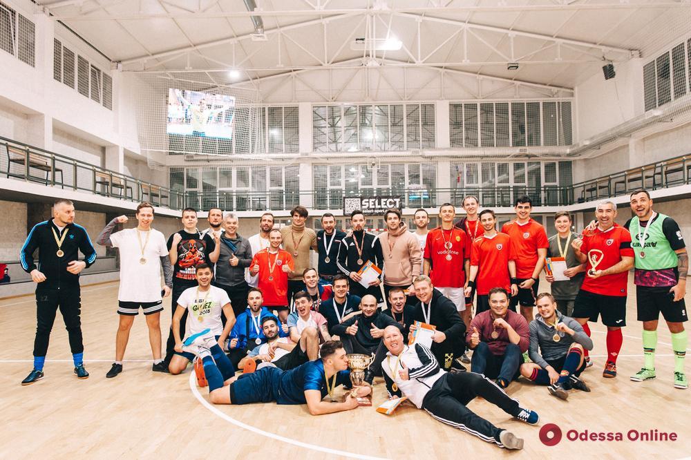 В Крыжановке состоялся зимний турнир по свадьболу
