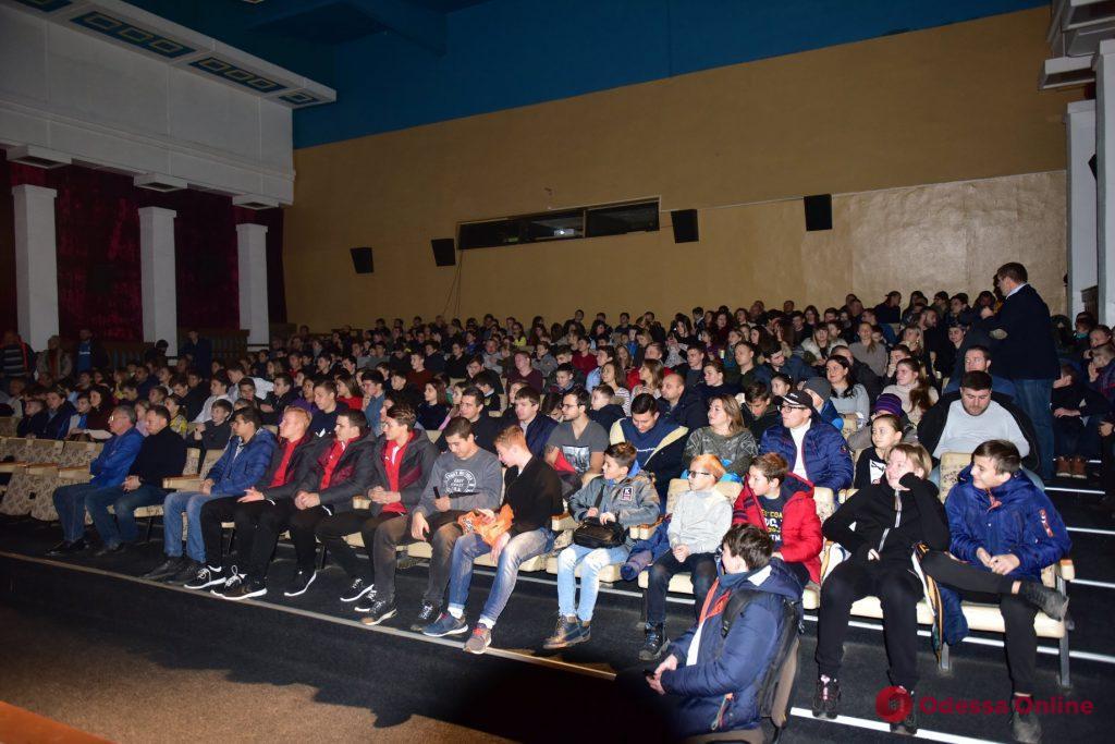 Регби: в Одесской Киностудии подведут итоги и презентуют фильм о достижениях одесских команд в 2019 году