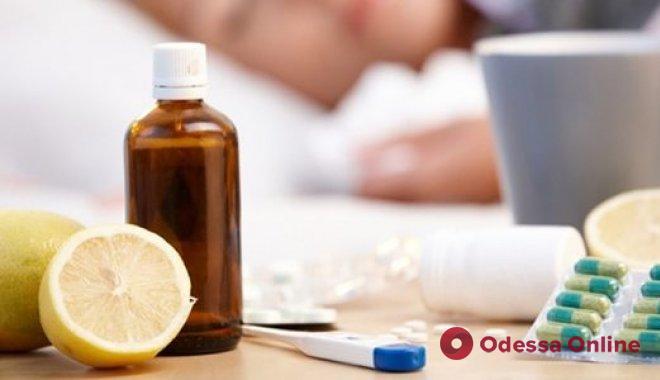 На прошлой неделе ОРВИ и грипп подхватили свыше 5 тысяч одесситов