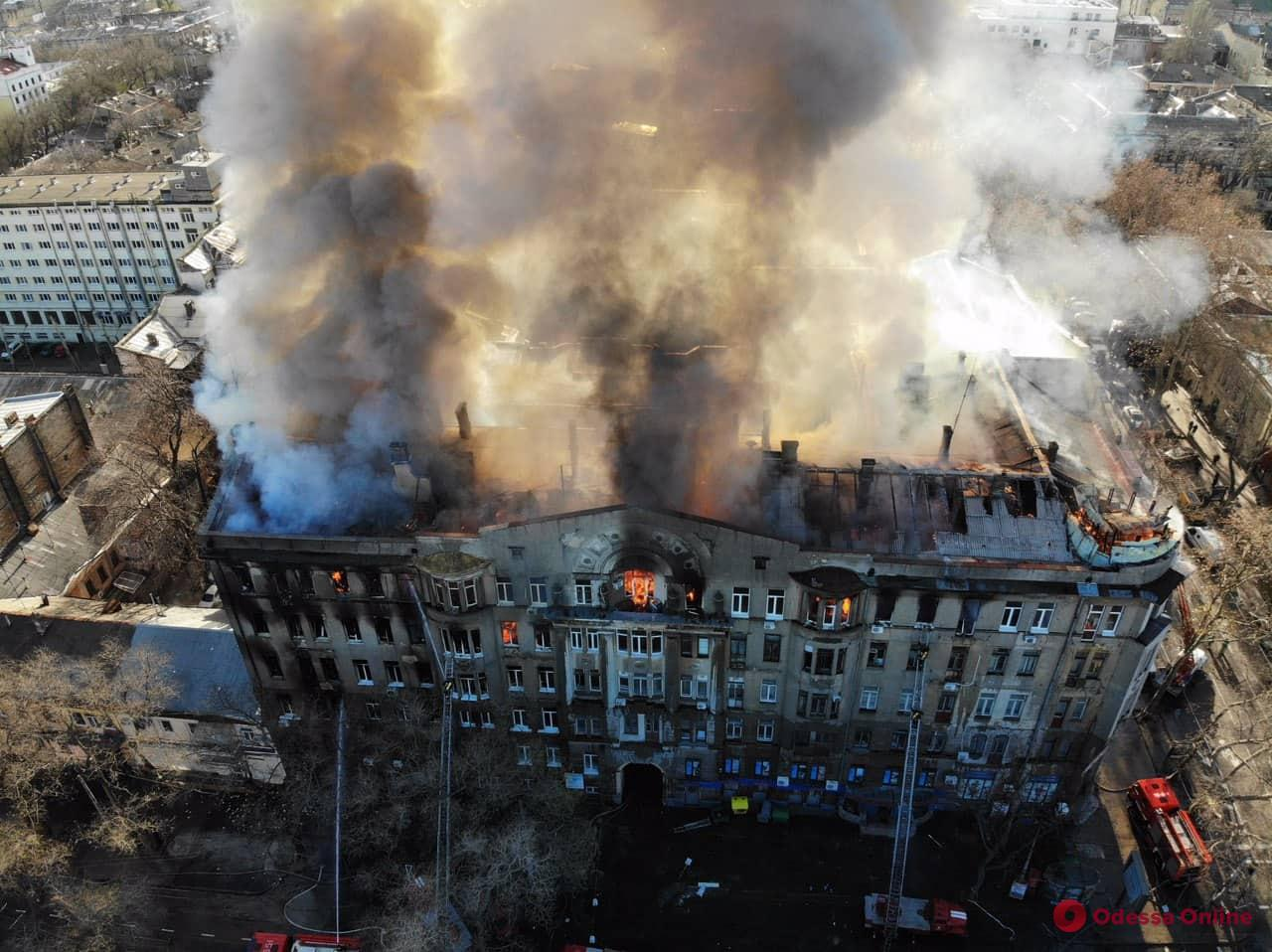 В Одессе объявлен двухдневный траур