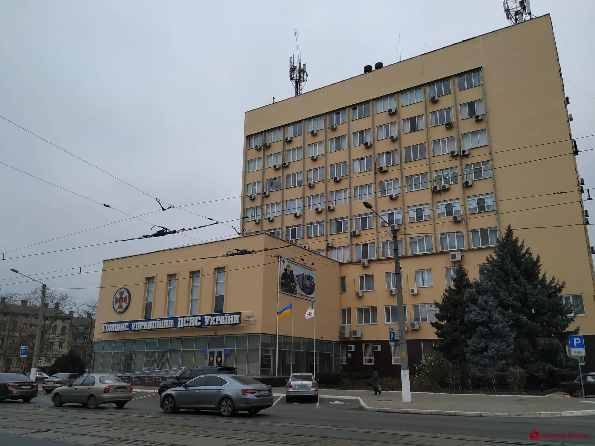 Дело о пожаре на Троицкой: в здании облуправления ГСЧС проходят обыски (обновлено)