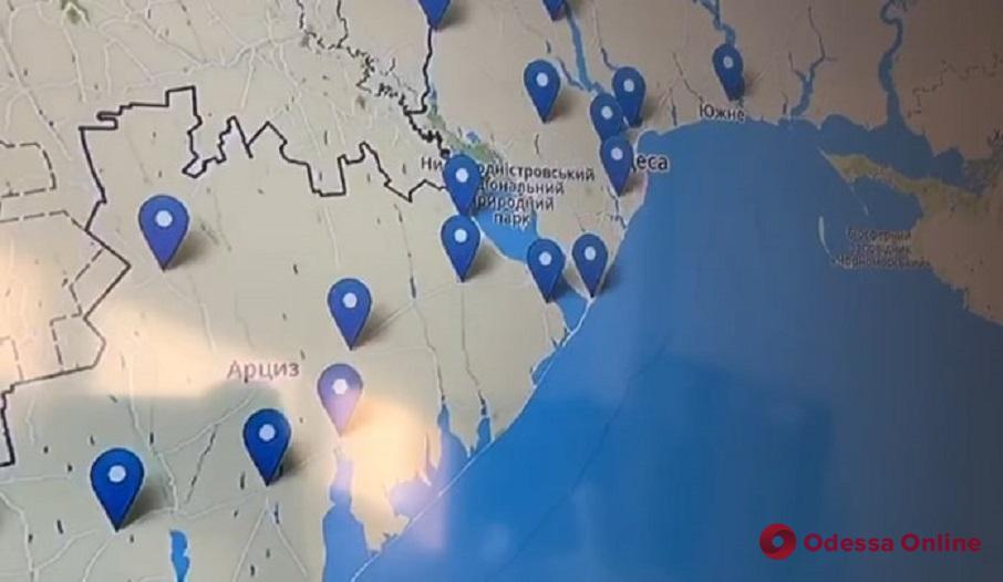 На автодорогах Одесской области заработают видеокамеры и метеодатчики (видео)