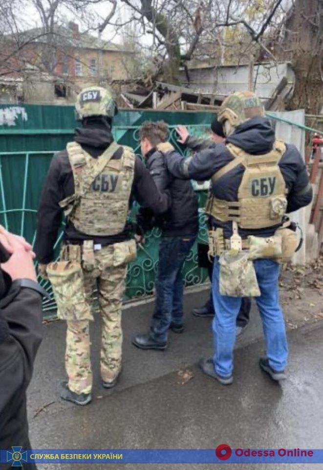 В Одессе разоблачили очередного интернет-агитатора