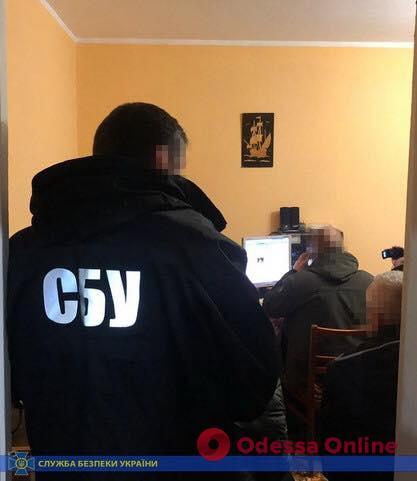 В Одессе СБУ разоблачила антиукраинского интернет-агитатора