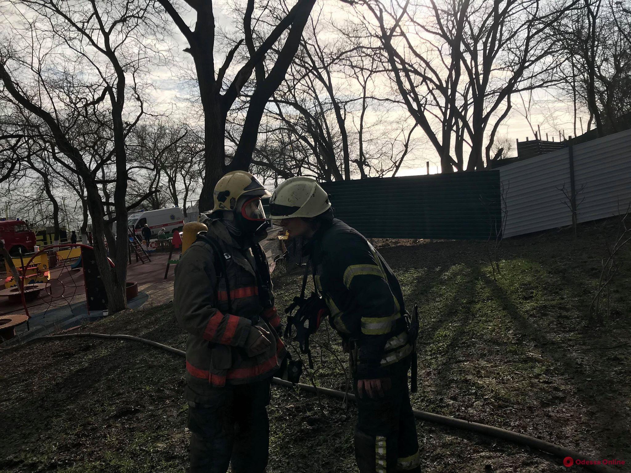 В Одессе в катакомбах нашли труп