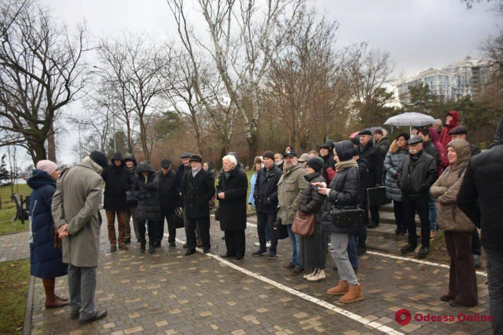 «Границы солнца с края степи» — в Одессе открыли новый арт-объект (фото)
