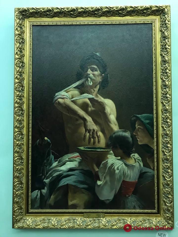 Экскурсия по Одесскому художественному музею (фоторепортаж)