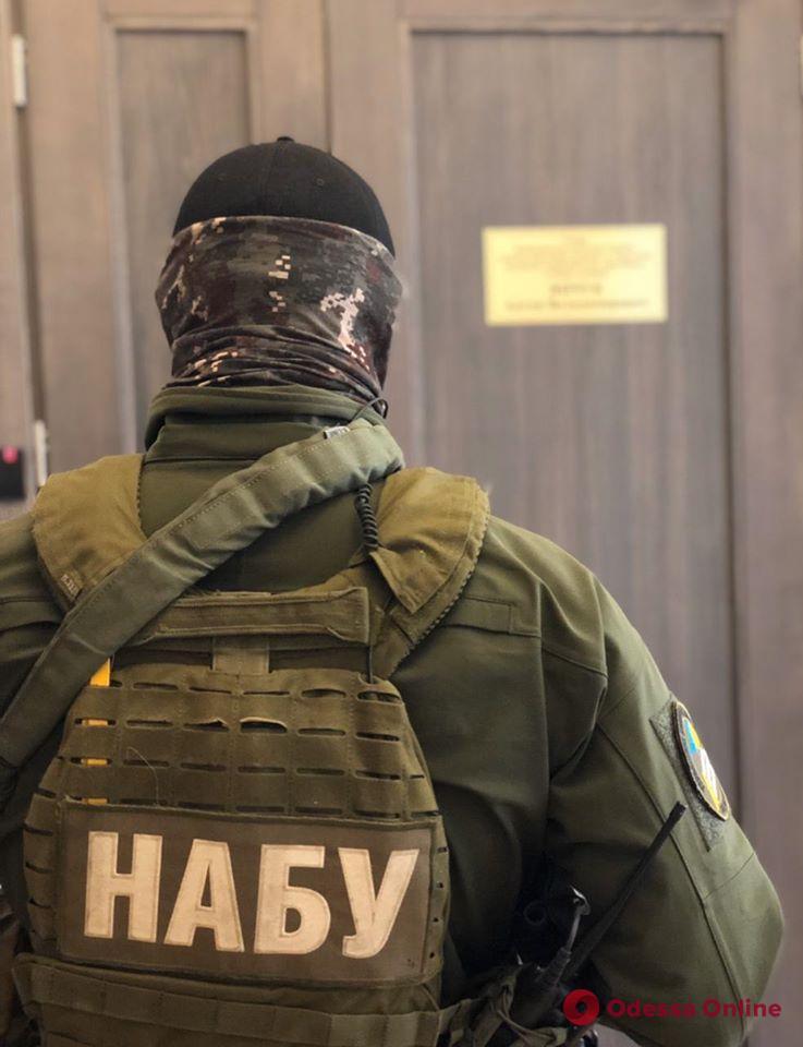 Детективы НАБУ проводят обыски в администрации Одесского порта