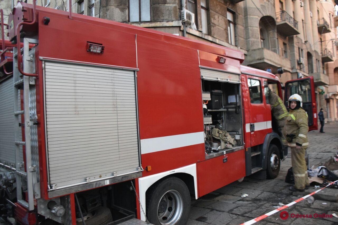 Одесские благотворители готовы приобрести для спасателей спецоборудование