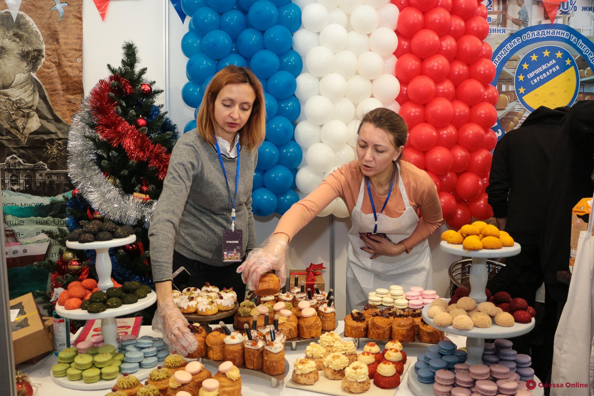 В Одессе состоялась благотворительная дипломатическая ярмарка (фото)