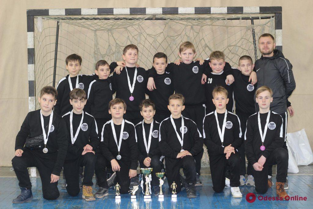 В Одессе состоялся традиционный детский турнир по футзалу (фоторепортаж, видеосюжет)