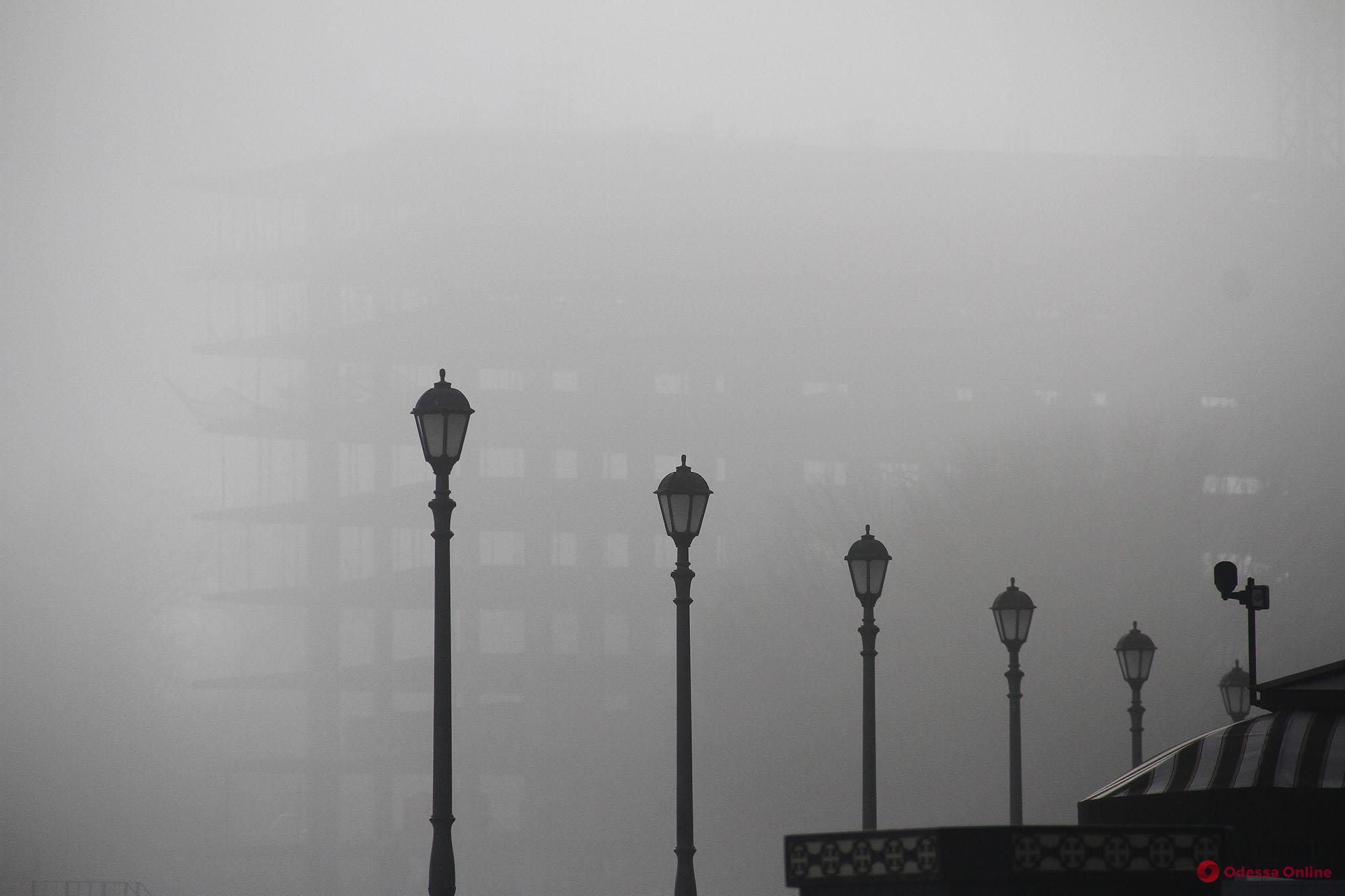 Какая погода ожидает одесситов 19 декабря
