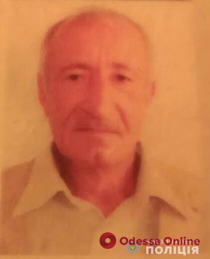 В Измаиле полиция месяц разыскивает пропавшего мужчину, который страдает провалами в памяти