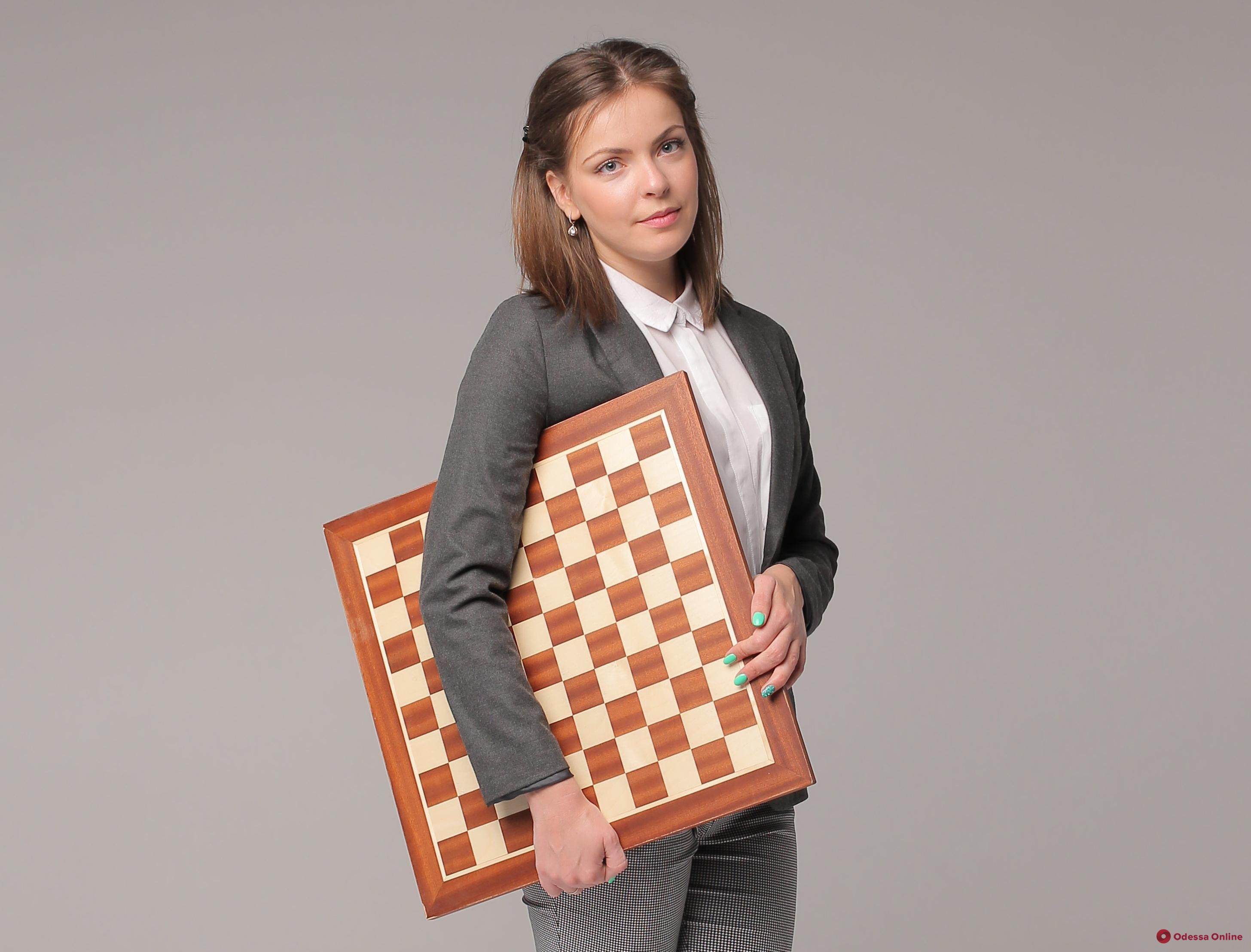 Одесская шашистка завоевала второе «золото» чемпионата Украины за два дня