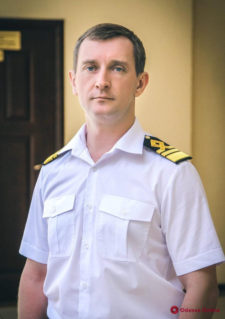 В администрации порта «Южный» сменился руководитель