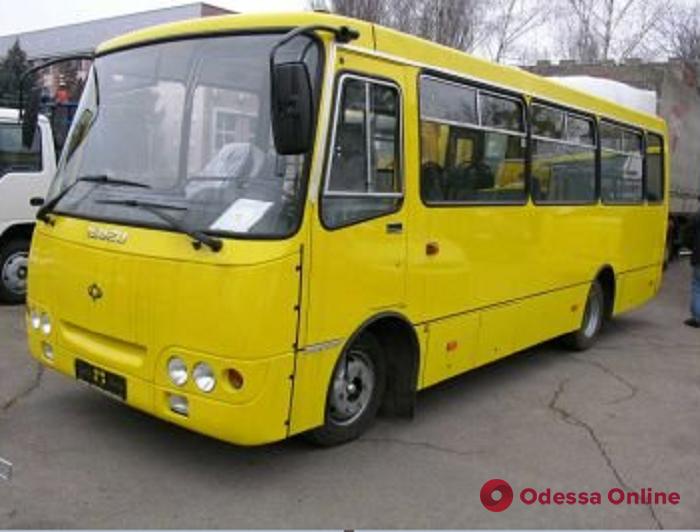 В Одесской области полиция проверяет информацию о наезде автобуса на пешехода