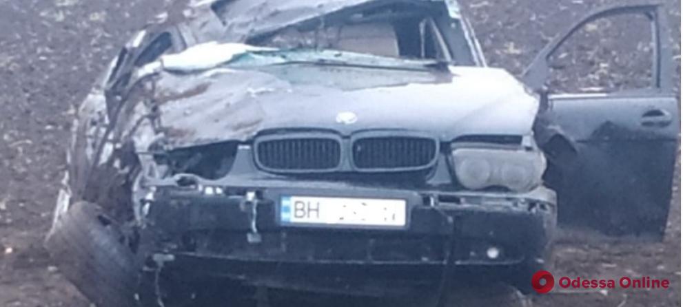 Вылетел на обочину: на трассе Одесса—Рени произошло смертельное ДТП