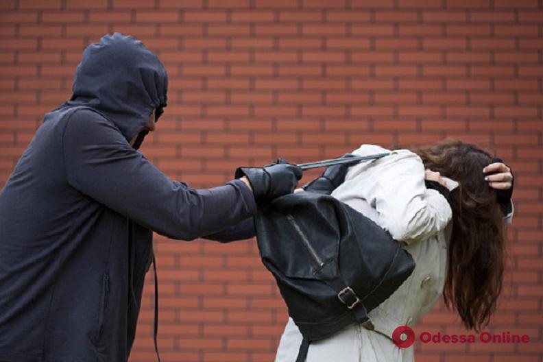 Одессит освободился из тюрьмы и решил «подзаработать» грабежом