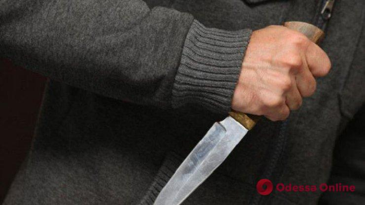 Защищал жену: житель Одесской области зарезал сына