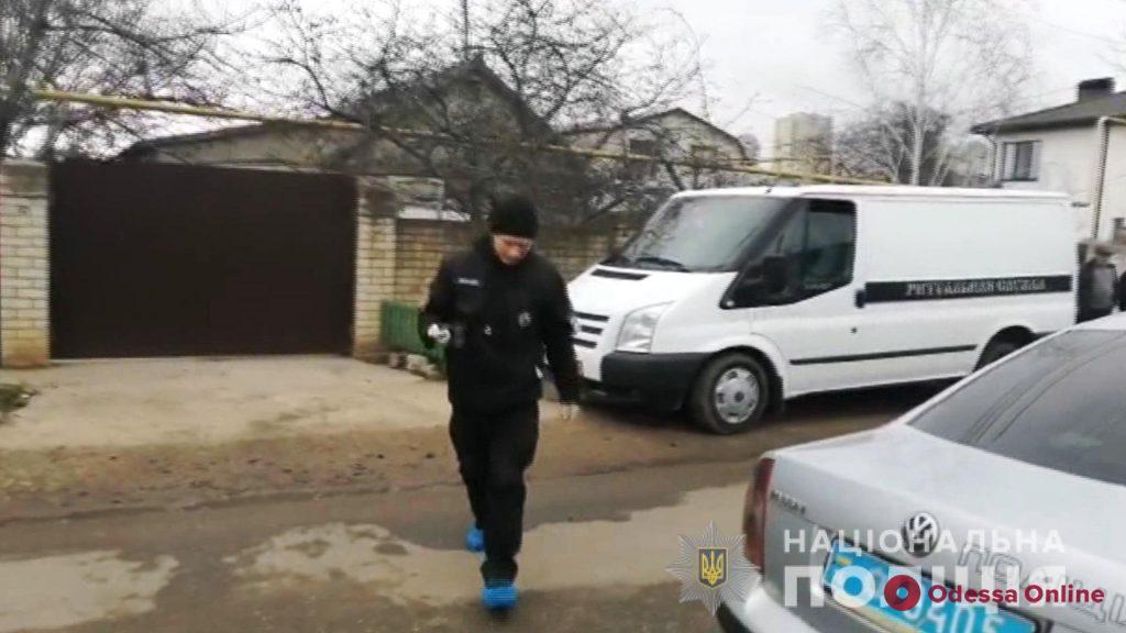 Жительница Одесской области до смерти забила мужа скалкой (видео)