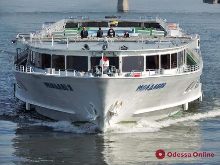 Руководитель Украинского Дунайского пароходства Алексей Хомяков: «Мы настроены на то, чтобы предприятие работало и приносило прибыль»
