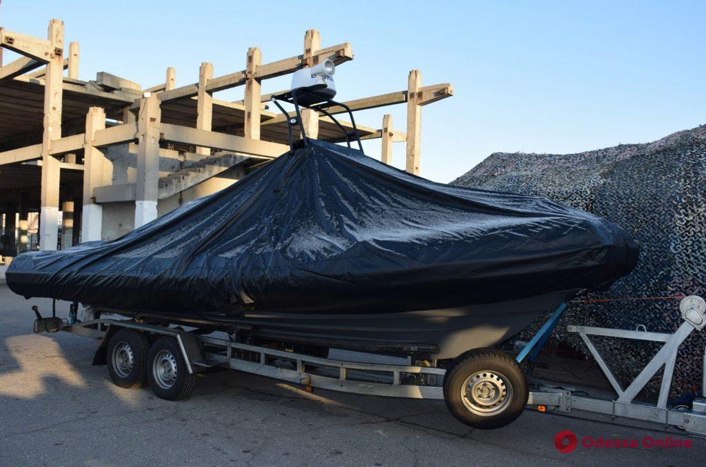 Одесский отряд Морской охраны пополнили новые катера (фото)