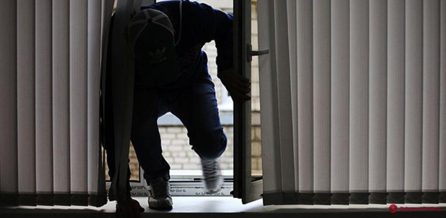В Одесской области поймали серийного домушника с большим стажем